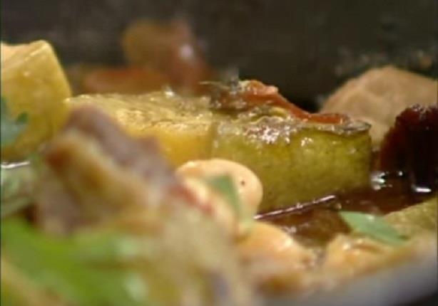صينية كوسى بالفرن - مطبخ منال العالم