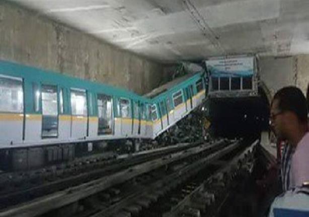 حادث مترو العباسية يتصدر اهتمامات وعناوين صحف اليوم