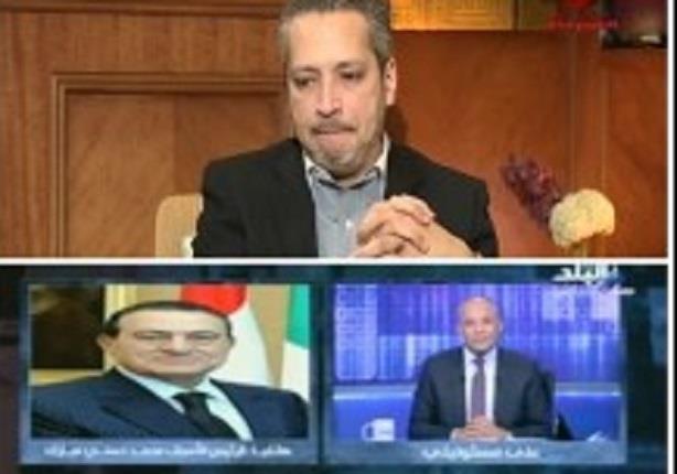 تامر أمين يعلق على مداخلة مبارك مع أحمد موسى في ذكرى تحرير سيناء