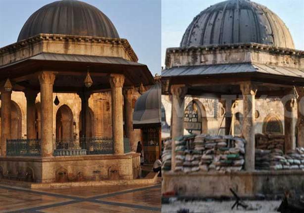 بالصور: آثار الشرق الأوسط ما قبل الحروب وبعدها