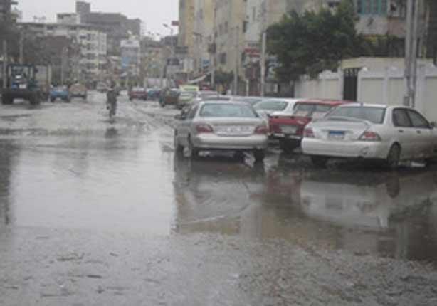 الأرصاد الجوية تحذر من احتمالية سقوط أمطار ظهر اليوم
