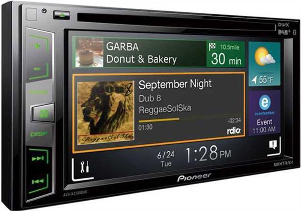 DAB+ تقنية رقمية تحدد مواقع الازدحام والتكدسات المرورية
