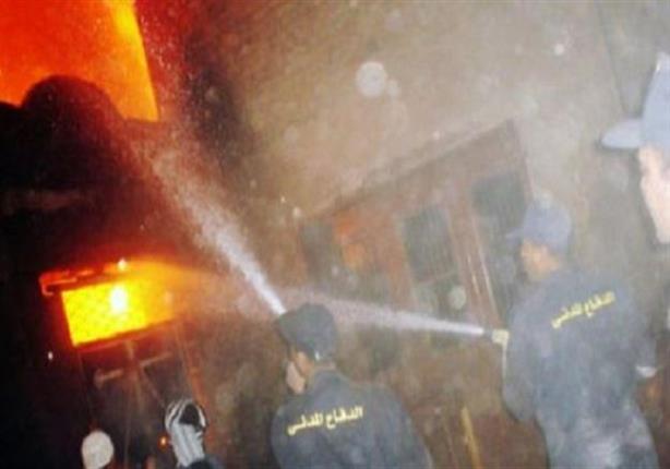 السيطرة على حريق التهم 50 نخلة و4 حظائر ماشية في الأقصر
