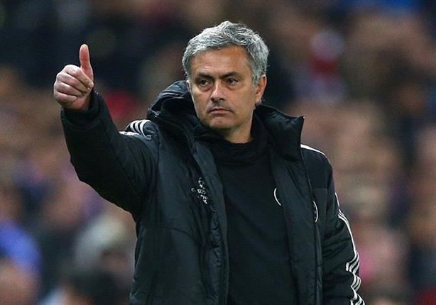 مورينيو أفضل مدير فني في الدوري الإنجليزي