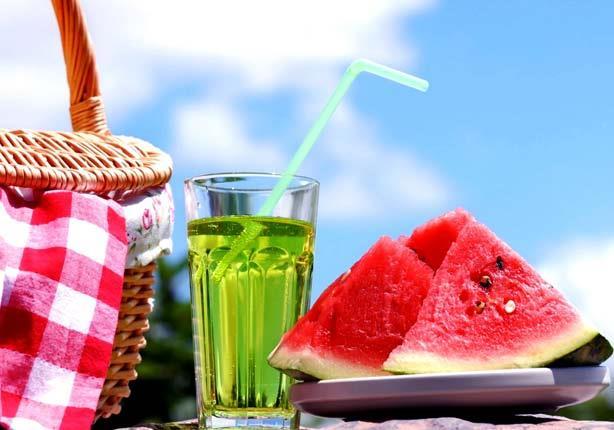 5 أطعمة لمحاربة جو الصيف الحار