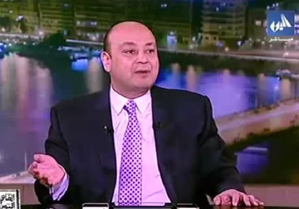 عمرو اديب للسيسى: نورت ياريس واسمك اتكتب فى كتب التاريخ
