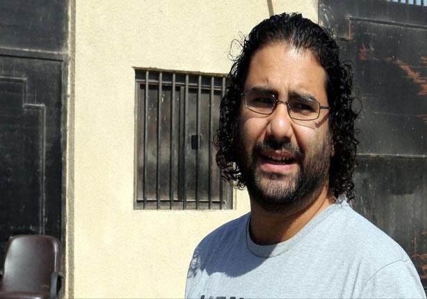 """رفض استئناف علاء عبد الفتاح بقضية """"إهانة الداخلية"""" وتأييد حبسه"""