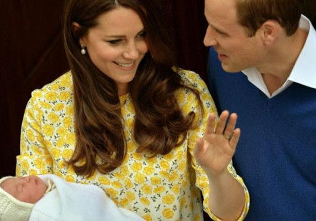 الأميرة الوليدة تقضي أول ليلة لها في قصر كنسينغتون