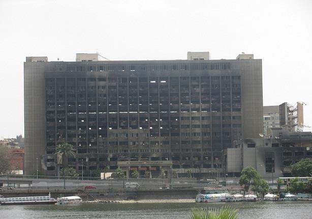 محافظة القاهرة تُعلن رسمياً بدء عملية هدم مبني الحزب الوطني
