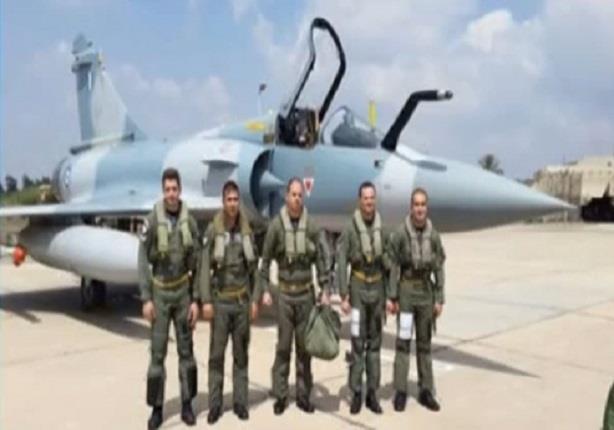 المتحدث العسكري يعلن وصول تشكيل من القوات الجوية اليونانية للمشاركة في تدريب مشترك