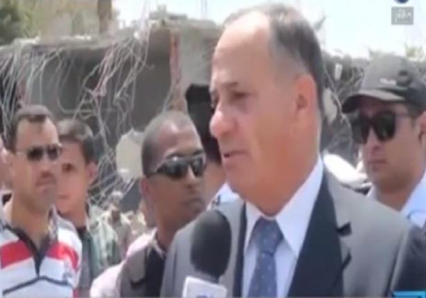 أكبر حملة لـ وزراة الداخلية إزالة التعديات على النيل بمنطقة حلوان