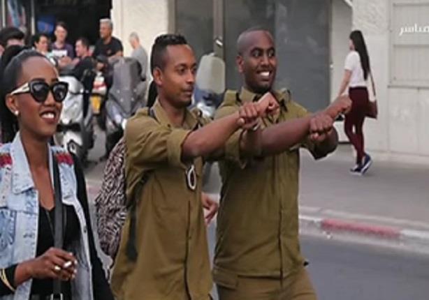 """"""" مظاهرات """" اليهود السود """" فى إسرائيل بسبب التفرقة العنصريه فى المعاملة """""""