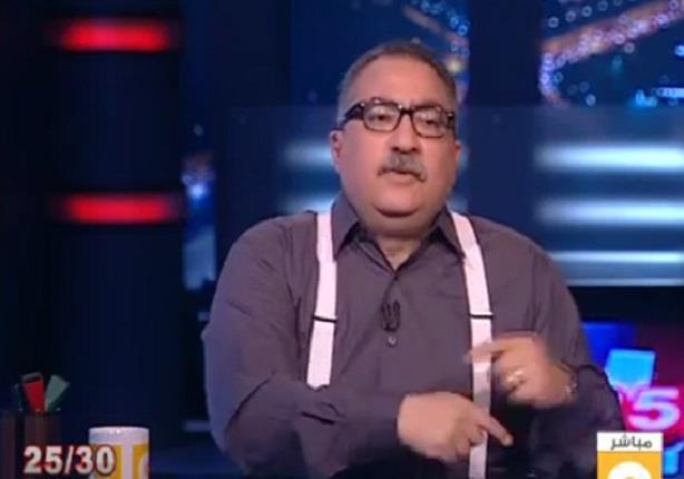 إبراهيم عيسى: الإخوان بانوا على حقيقتهم في أحتفالات أكتوبر بحضور القتلة