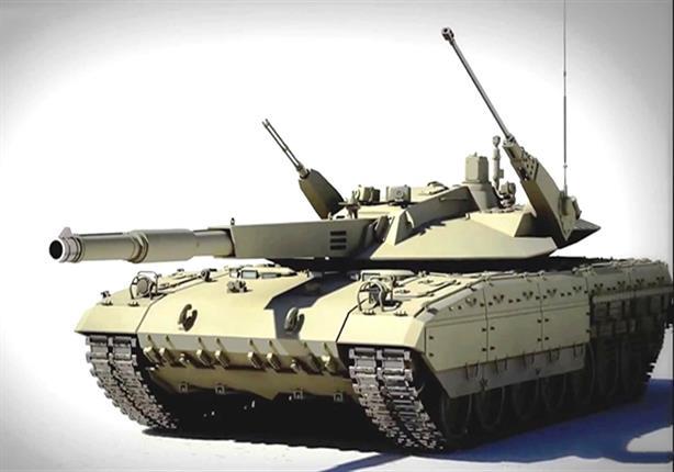 """بوتين يطلق """"T14"""" أقوي دبابة على وجه الأرض"""