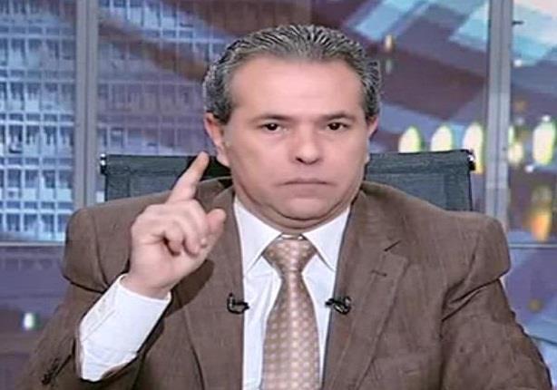 """توفيق عكاشة: """"هاطلع على الهواء لابس طرحة لو البامية مبقاش سعرها 3 جنيه """""""