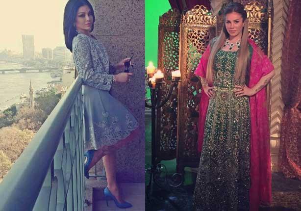 نجمات مسلسلات رمضان 2015 يتألقن بإطلالات خلابة..بالصور