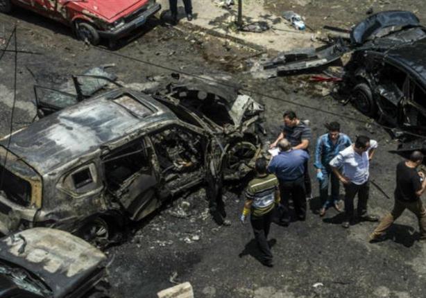 الابراشي يعرض لقطات حصرية لمحاولة اسعاف النائب العام عقب التفجير مباشرة