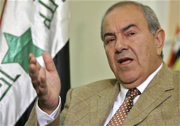 علاوي في رسالة للسيسي: ندين بشدة اغتيال النائب العام وكل ما يمس أمن مصر