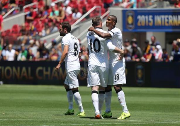 أهداف مانشستر يونايتد 3 - برشلونة 1