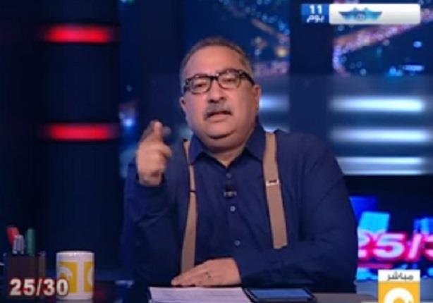 ابراهيم عيسى: مصر تعيش في نفاق ديني مطلق