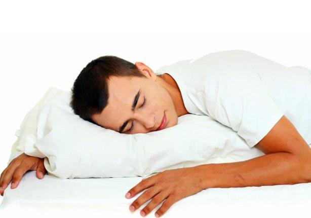 الاعجاز النهى النوم البطن