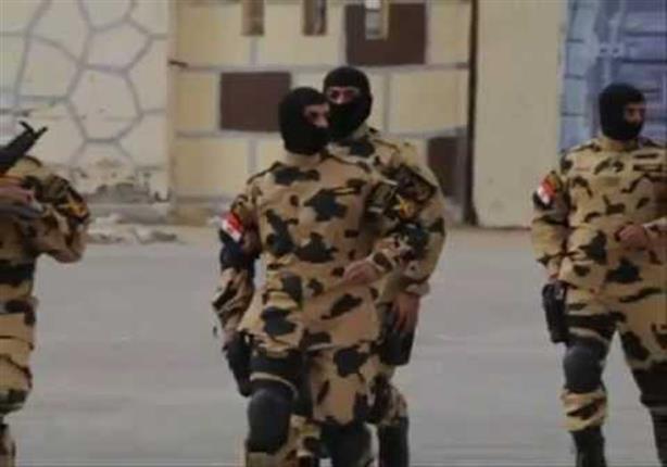 الصاعقة تصفي الزيود والقرم أخطر العناصر الإرهابية جنوب الشيخ زويد