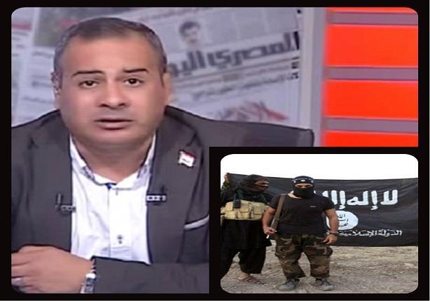 جابر القرموطى يعلق على مانشيت : ألحقوا داعش فى جمعية الدراما