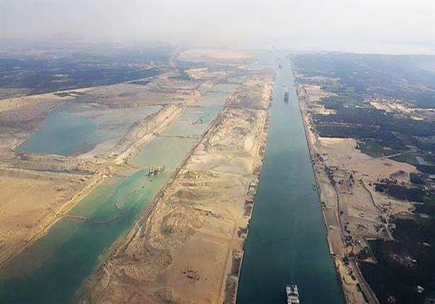 شاهد مراحل حفر قناة السويس الجديدة