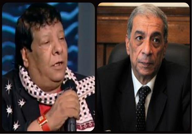 شعبان عبدالرحيم يغنى للنائب العام الشهيد هشام بركات