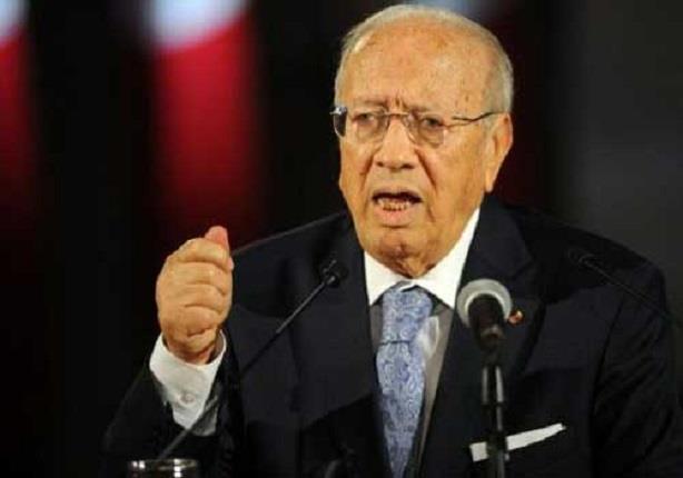"""تونس: السبسي يعلن الطوارئ ويدعو إلى التعبئة في """"الحرب على الارهاب"""""""