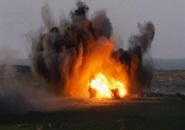 مقتل شخصين وإصابة آخر في سقوط قذيفة مجهولة على منزل بالشيخ زويد