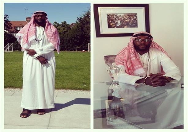 بالفيديو- أديبايور يعلن إسلامه