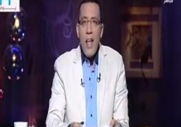 خالد صلاح ينتقد قانون الإرهاب ويعلق: القانون  يهدد حرية التعبير