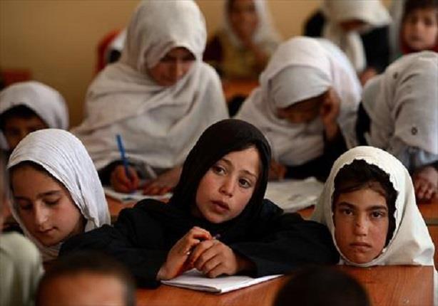 """""""مياه النار"""".. عقاب الفتيات اللائي يذهبن إلى المدرسة في أفغانستان"""