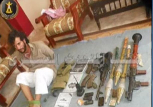 القبض على تكفيري شديد الخطورة في شمال سيناء بعد محاولته الهرب
