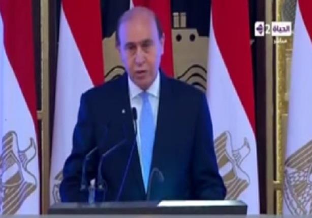 رئيس هيئة قناة السويس يعلن بدء أعمال التجريب للقناة الجديدة بعد أيام