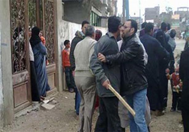 إصابة 7 وضبط 16 في مشاجرة بين عائلتين ببني سويف