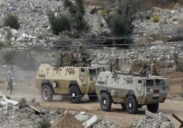 الصاعقة تقتل 5 عناصر إرهابية وتضبط 8 آخرين جنوب الشيخ زويد