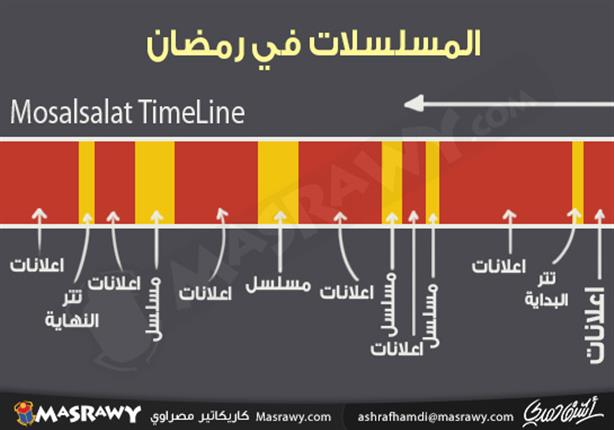 مسلسلات واعلانات رمضان