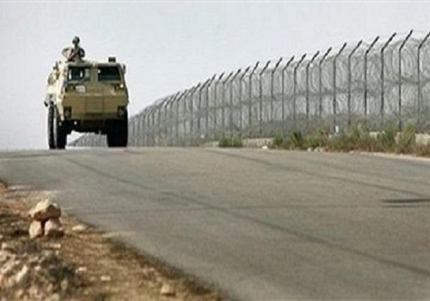 مهربو بشر يطلقون الرصاص على مجند قرب حدود إسرائيل