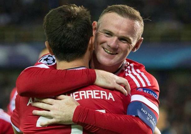 أهداف مباراة (مانشستر يونايتد 4 - كلوب بورج 0 ) في دوري ابطال اوروبا