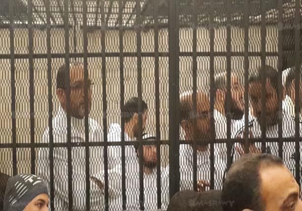 """خلية """"داعش"""" أمام المفتي.. مؤسسها اعتقل 48 مرة وتضم 3 من أخطر الإرهابيين"""