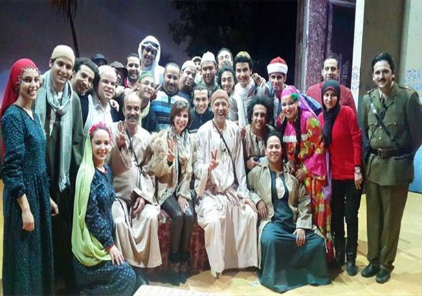 "نجل مرتضى منصور يُهدد بإيقاف ""مسرح مصر"".. ويمهلهم 48 ساعة للاعتذار"