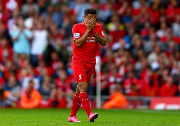 أهداف ليفربول 0 - وست هام 3