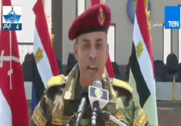 """قائد المظلات يرسل تحذير قاسى للارهابيين """"الجيش المصرى """"ما بيهزرش"""""""