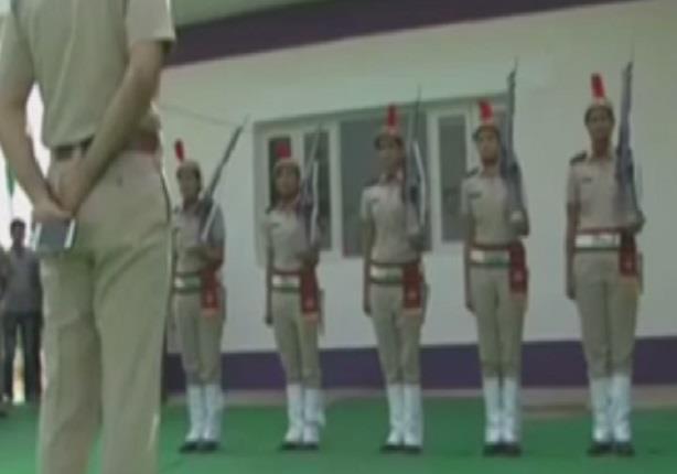 الهند افتتاح أول قسم شرطة للنساء فقط