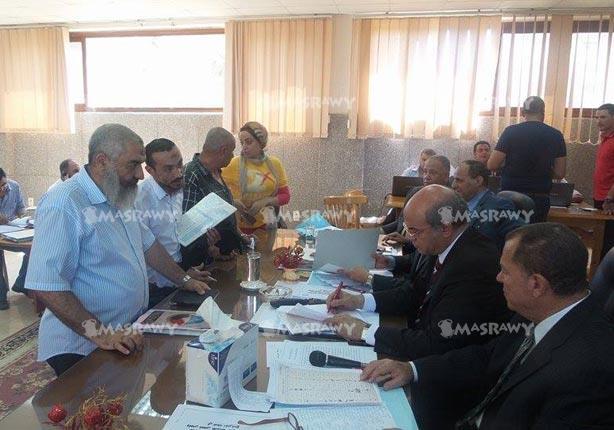 بالصور.. مرشحان مستقلان وسيدة على رأس قائمة حزب النور ببورسعيد
