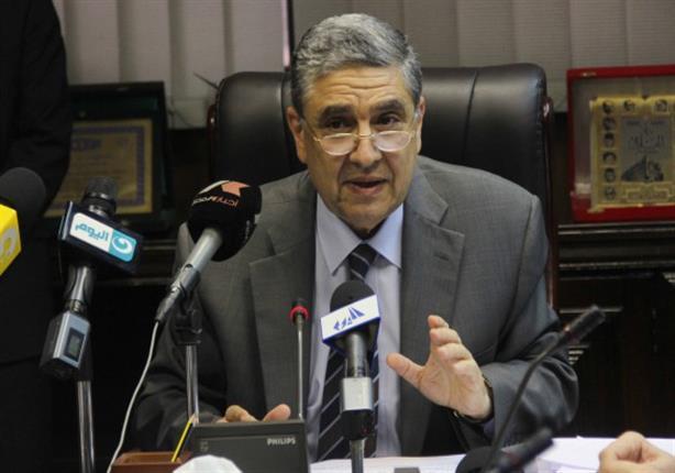 وزير الكهرباء: السيسي مفاوض بارع.. وقبلت الوزارة تلبية للنداء الوطنى