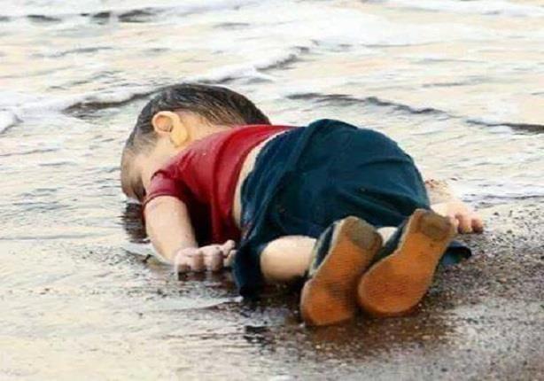 صورة الطفل السورى الغريق تشعل مواقع التواصل الاجتماعى