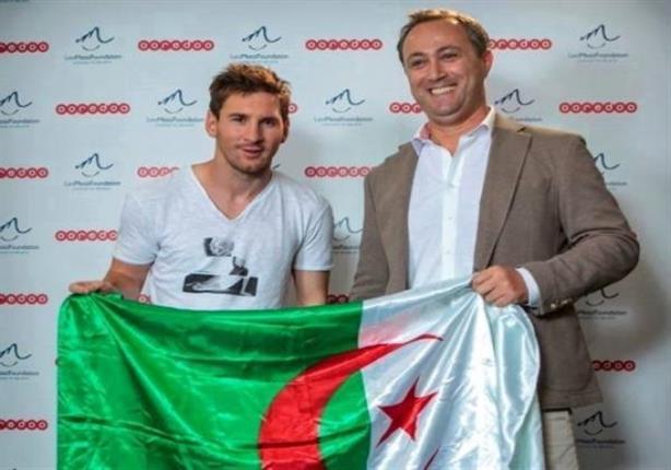 ميسي يزور الجزائر قريبا في مهمة إنسانية